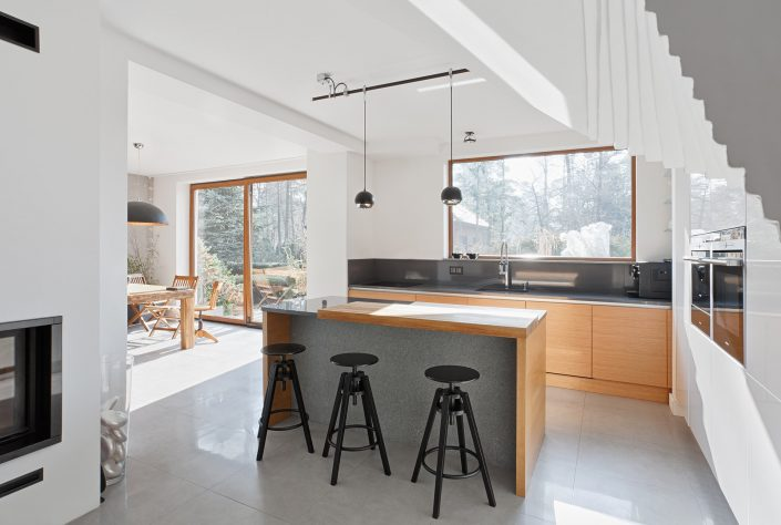 projekt i wykonanie mebli kuchennych