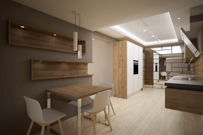 nowoczesne projekty kuchni